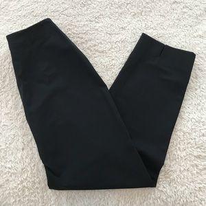 Piazza Sempione Black Ankle Pants